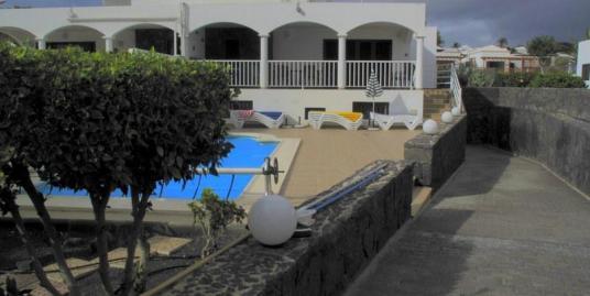 Six Bedroom Semi-detached Villa