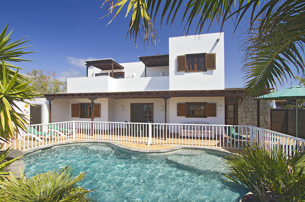 Lovely detached villa in Yaiza
