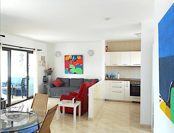 Primera living-dining-kitchen