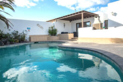 Primera patio and pool